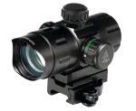 """Коллиматорный прицел Leapers UTG 4.2"""" ITA Red/Green Dot Sight with Riser Adaptor (SCP-DS3840W)"""
